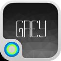 Grey Hola Launcher Theme