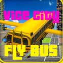 Flying Bus Simulator Vice City