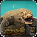 Komodo Dragon Animal Hunting