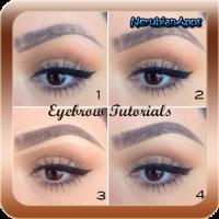 Easy Eyebrow Tutorials