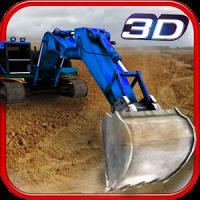 Heavy Excavator Simulator 3D