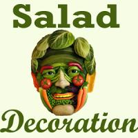Salad Decoration VIDEOs