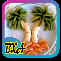 Unique Food Decoration Ideas