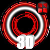 Cytron Red iconpack Next Theme