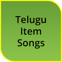 Telugu Item Video Songs