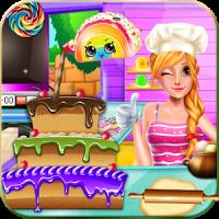 आइसक्रीम केक - नई बेकरी