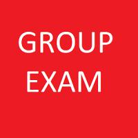 Group Exam History GK 2017