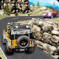 4x4 City Jeep Parking Racer : Advance Parking jeep