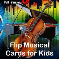 Musical Flip Cards for Kids.