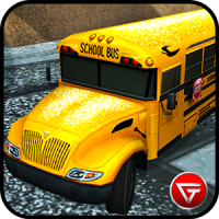 School Bus Coach Driving Simulator 2017