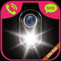 Flash on call: Call Flashlight: Flash Notification