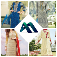 Embroidery Dress Designing