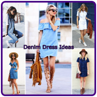 Latest Denim Dress Ideas 2017