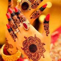 Modern Mehndi Designs