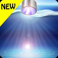 Sea Flashlight for Traveler