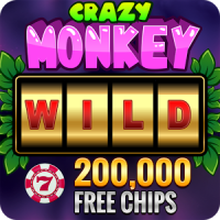 Crazy Monkey VIP Slot Machine