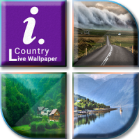 Best Country live wallpaper