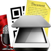 Scanner Document + QR, Barcode