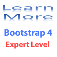 Bootstrap 4 Expert Level Demo