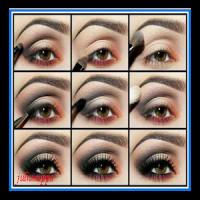 how to do eye makeup