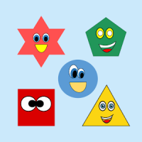 Shapes and Color For Kids