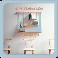DIY Shelves Design Idea