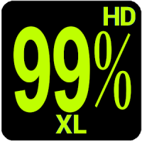 BN Pro PercentXL-b HD Text