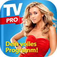 TV Programm TV Pro mit TV Magazin