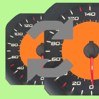 knot vs. m/s SpeedSter D2