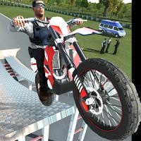 City Stunt Bike Racer 3D
