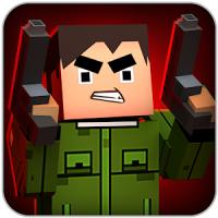 Pixel Army Base Shooter Mini