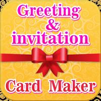 Greeting/invitation Card Maker