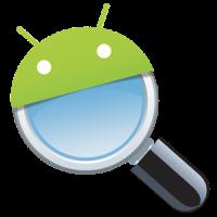 Andro Suche (Dateien,Kontakte)