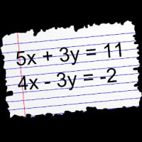 Solucionador de ecuaciones