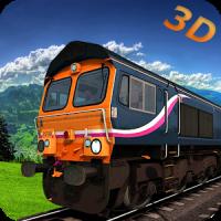 Train Drive Hill Simulator