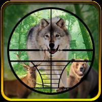 Caçar animais da selva