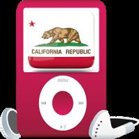 California (USA) Radio FM/AM - Stations - Audio