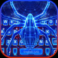 Amazing Spider Keyboard Theme