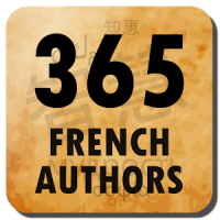 A french author quote per day