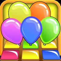 Kids Matching Game – Baloons