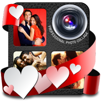 Best Love Photo Collage With Lovely Frames