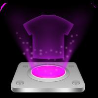 Hologram Colors 3D Theme