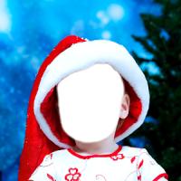 크리스마스 사진 몽타주