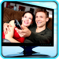 テレビフォトフレーム