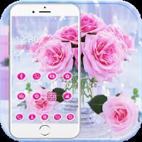 Pink Rose Love Theme