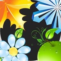 Four Seasons Photo Collage