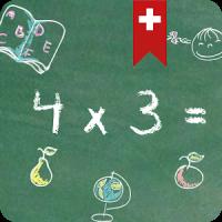 Reihenpass Schweiz Klasse 2+3