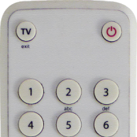 Remote Control For Canal Digital