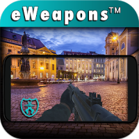 Gun Camera 3D Weapon Simulator AR Game