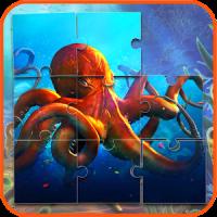 Underwater Jigsaw Puzzle